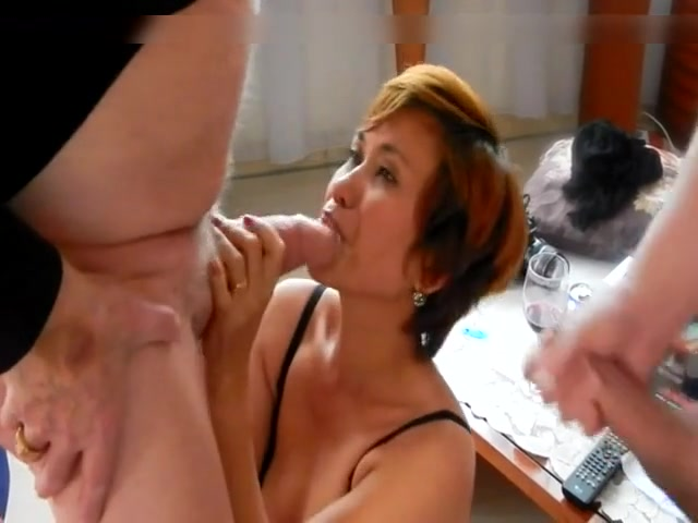Mature Makes Him Cum Twice